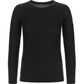 super.natural Base 175 LS Shirt Dame jet black